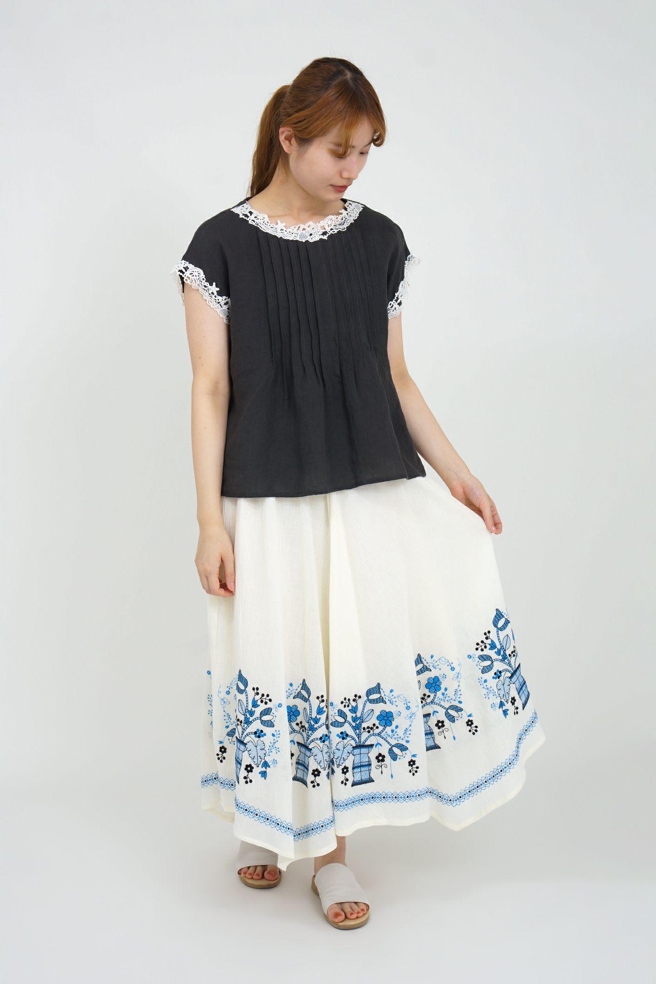 WHITE/model:165cm
