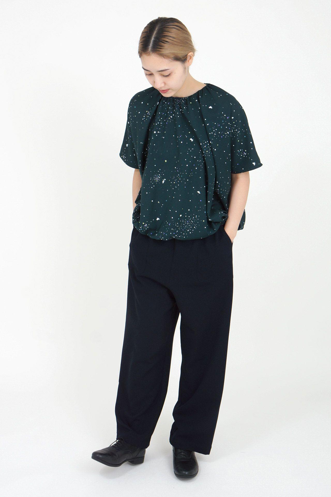 GREEN/model:164cm